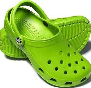 WANTED: SIZE 6 CROCS