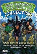 Terry Pratchett DVD