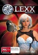 Lexx DVD