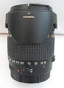 Macro Zoom Lens AF 28-300mm F /3.5-6.3 XR Di Aspherical (IF) Macro