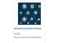 Window Snowflake Stickers