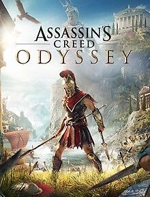 Trading Assassins Creed Odyssey PS4 for PC