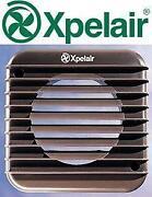 Extractor Fan Grill Black