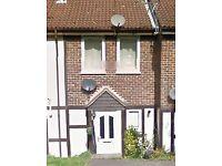 2 BEDROOM TERRACED HOUSE: HERTIAGE RD, WALDERSLADE