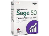 Sage Premium 2017, Sage 50 Accounts and Sage Payroll 2017 Download, Disk, Collection a