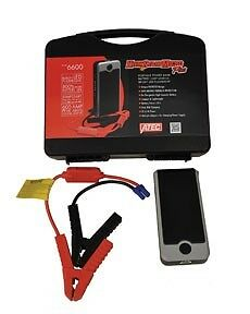 Associated 6600  12V 600A Lithium Power Bank   Jump Starter