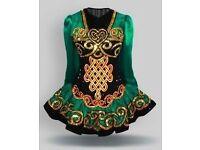 Looking for Irish dance dress. Adult