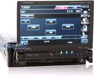 Kenwood flip dvd headunit Rooty Hill Blacktown Area Preview