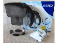 Brand New - Brita Black Elemaris 2.4L filter Jug