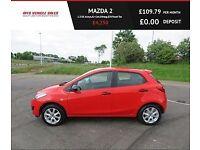 MAZDA 2 1.3 SE,2014, Alloys,Air Con,56mpg,£30 Road Tax,Superb Driving Car,Very Clean