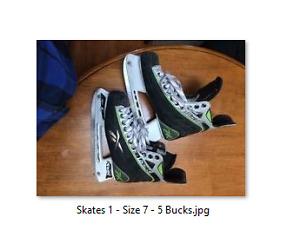 Hockey Skates 2K Size 7