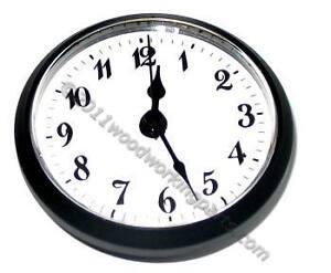 3-1-2-90mm-Arabic-White-Face-Black-Rim-Clock-Insert-Fit-Up