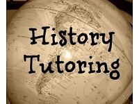 Private Secondary History Tutor