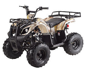 2016 ADM 125CC Dart ATV on for $799.99! Fully Auto with Reverse!