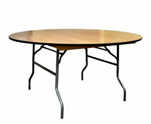 LOOKING FOR USED BANQUET TABLES AND CHAIRS.