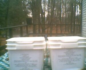 Vermiculture compost kit