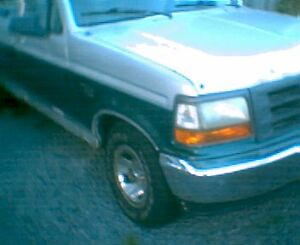 1996 Ford F150 Truck