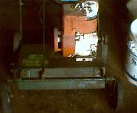 Bannerman Keen Green 5hp thatch remover