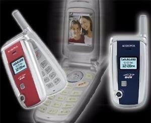 Bell Audiovox 8910 Flip Camera Phone, Mint Shape,, Vintage phone