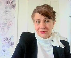 English lessons, English teacher Mary Charman-Smith's School of English and English Culture Online