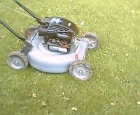 "Murray 4.75hp 20"" lawnmower"