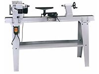 Draper wood lathe used 550 w 230 v with stand