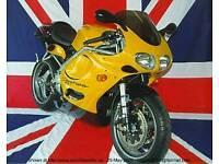Triumph T595 ( 955 cc ) Daytona