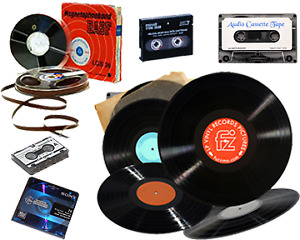 Wanted: Vinyl Albums-Disques-Vinyl-Cassettes-DVD - CD -8 tracks