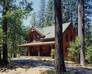 Log home and cabin packages/kits