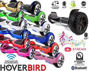HOVERBIRD Hoverboard Self Balance Electric Scooter, Sale! 2019}}