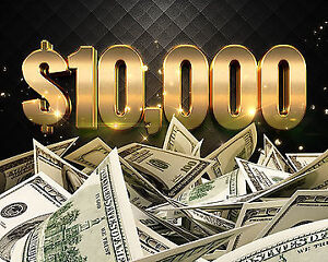 AUTO LOAN = CHANCE AT $10,000