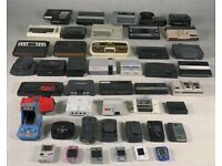 Wanted - old games consoles and hand heads