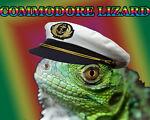 Commodore Lizard