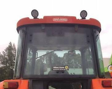 Wanted - Rear top window for Daedong DK90 Ashbourne Alexandrina Area Preview