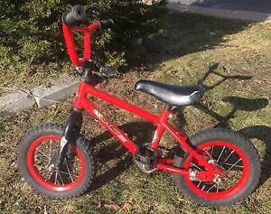 Petit vélo 5 ans - small bike for 5 year old