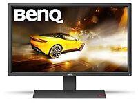 BenQ RL2755HM 27 inch Monitor (1 ms Response Time, Black eQualiser, HDMI x 2, Built-in Speakers)