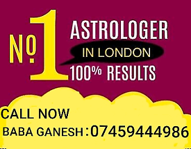 Vedic Indian ASTROLOGER,psychic,spiritual healer,clairvoyant love spel