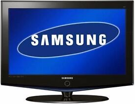 """Samsung 32"""" inch LCD TV HD Ready with Freeview Built in HDMI, not 37 40 28 Will Deliver Locally"""