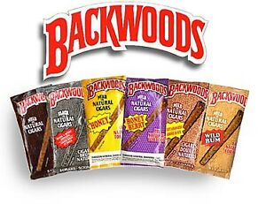 BACKWOODS ALL FLAVORS