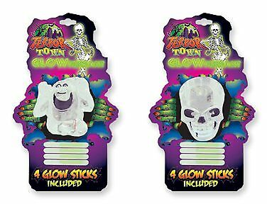 Terror Town Glowing Halloween Character Necklace](Halloween Town Characters)