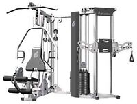 Get Fit - Nautilus NS 700 Home Gym