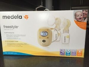 Medela Freestyle Double Breastpump/Tire-lait expression double
