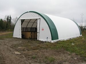 Portable Fabric Structures Winter Sale Prince George British Columbia image 7
