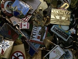 Free Collector Lapel Pins Wanted