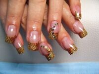 POUSSIERE D'ONGLES - POSE DESIGN - SHELLAC