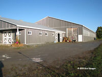 Exceptional Horse Facility - Arena and Barn - For Rent
