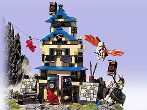 3053 emperor stronghold lego