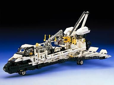 Lego Technic MODEL Airport 8480 SPACE SHUTTLE NEW Sealed   ()