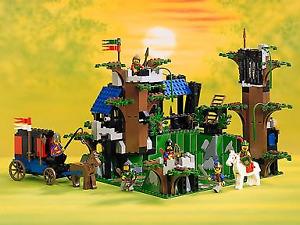 Large lego castle collection vintage
