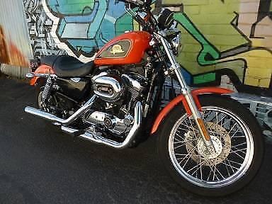 Harley Davidson 50th Anniversary 1200 Sportster 2007 near mint